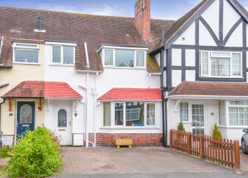 Thumbnail 3 bed terraced house for sale in Kendall Avenue, Stratford-Upon-Avon
