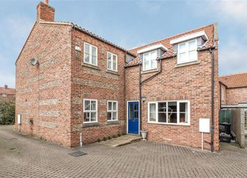 Thumbnail 2 bed cottage for sale in The Cobbles, Whixley, York
