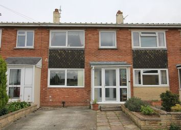 Thumbnail 3 bed terraced house for sale in Roseland Square, Kingsteignton, Newton Abbot