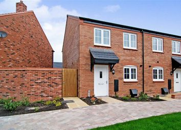 Thumbnail 2 bed mews house for sale in Loachbrook Farm Way, Congleton