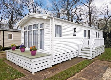 Thumbnail 2 bed mobile/park home for sale in The Fairway, Sandown, Isle Of Wight