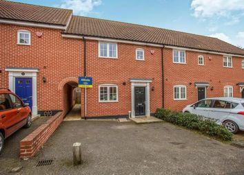 Thumbnail 3 bed terraced house for sale in Halesworth, Suffolk, .
