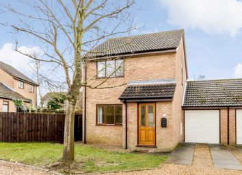 Thumbnail 2 bed link-detached house to rent in Lawrence Close, Mundford, Thetford