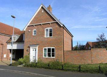 Thumbnail 3 bedroom link-detached house for sale in Teal Close, Reydon, Southwold