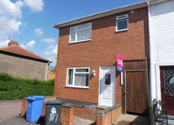 Thumbnail 3 bed end terrace house for sale in Waverley Street, Derby