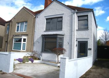 Thumbnail 3 bedroom semi-detached house for sale in Masser Road, Holbrooks, Coventry