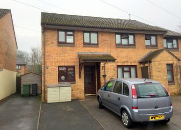 Thumbnail 2 bedroom semi-detached house to rent in Penydarren Drive, Whitchurch, Cardiff.