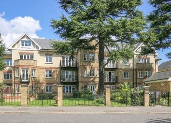 Thumbnail 2 bed flat to rent in Silverthorne Lodge, 10 Village Road, Enfield