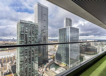 Thumbnail 2 bed flat for sale in East Tower, The Wardian, Marsh Wall, Canary Wharf