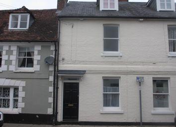 Thumbnail 1 bed maisonette to rent in North Street, Wilton, Salisbury