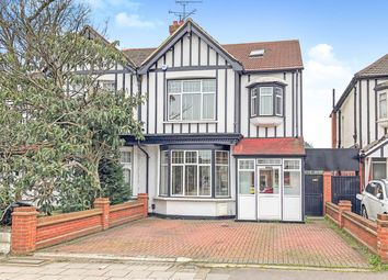 Thumbnail 5 bed semi-detached house for sale in Cranbrook Road, Gants Hill