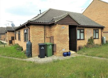 2 bed terraced bungalow for sale in Collingwood Road, Downham Market PE38