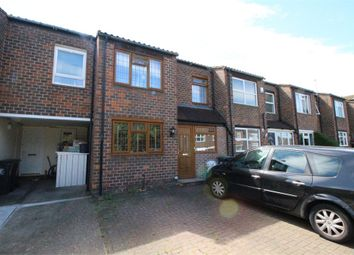 Thumbnail 3 bed terraced house for sale in Southweald Drive, Waltham Abbey, Essex