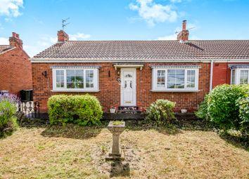 Thumbnail 2 bed semi-detached bungalow for sale in Bungalow Road, Edlington, Doncaster