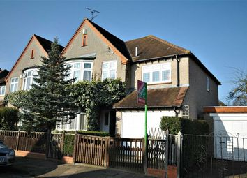 Thumbnail 5 bedroom semi-detached house for sale in Rushmere Avenue, Abington, Northampton