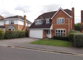 Thumbnail 4 bedroom detached house for sale in Belfry Way, Edwalton, Nottingham, Nottinghamshire