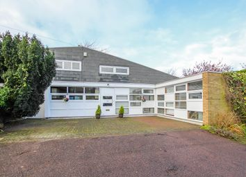 Thumbnail 5 bed detached bungalow for sale in Field Way, Cambridge