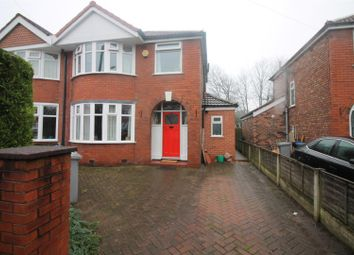 Thumbnail 3 bed property for sale in Abingdon Road, Urmston, Manchester