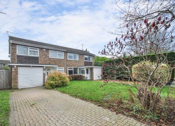 4 bed semi-detached house for sale in Wychford Drive, Sawbridgeworth, Hertfordshire CM21