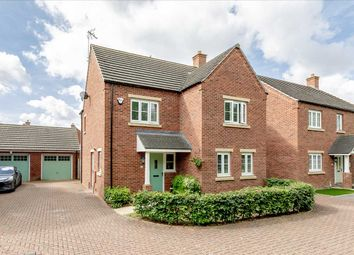 Thumbnail 4 bed detached house for sale in Greenell Close, Deanshanger, Milton Keynes