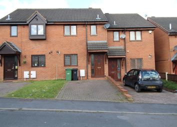 Thumbnail 2 bedroom town house for sale in Brewery Street, Dudley