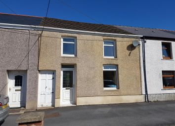 Thumbnail 3 bed terraced house for sale in Hall Street, Upper Brynamman, Ammanford