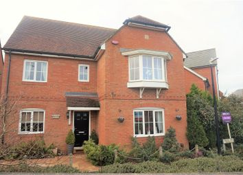 Thumbnail 5 bed detached house for sale in Violet Way, Ashford