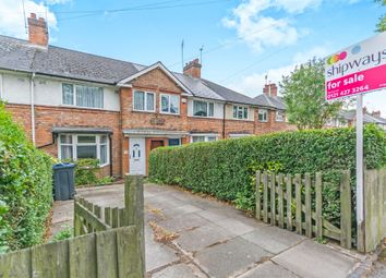 Thumbnail 3 bed terraced house for sale in Quinton Road, Harborne, Birmingham
