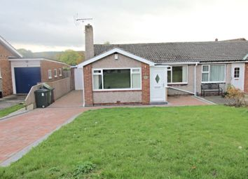 Thumbnail 2 bed semi-detached bungalow for sale in Sherburn Green, Rowlands Gill