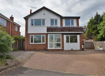Thumbnail 4 bed detached house to rent in Eel Mires Garth, Wetherby
