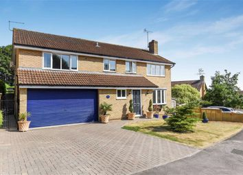 Thumbnail 4 bed detached house for sale in The Willows, Highworth, Wiltshire