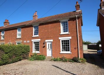Thumbnail 3 bed end terrace house for sale in Coltishall, Norwich, Norfolk