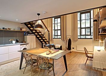 Thumbnail 1 bed flat for sale in 10-18 Manor Gardens, London