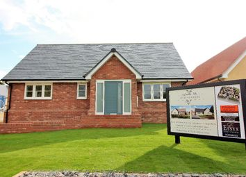 Thumbnail 2 bed detached bungalow for sale in Walton Road, Kirby Le Soken, Frinton On Sea