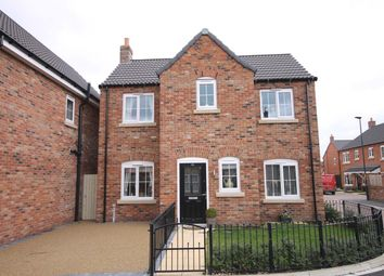 Thumbnail 3 bed detached house for sale in Foundry Way, Leeming Bar, Northallerton