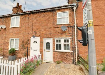 Thumbnail 2 bed terraced house for sale in Barrow Road, Barton-Upon-Humber
