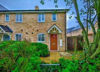 Thumbnail 2 bed end terrace house for sale in Lungley Rise, Colchester