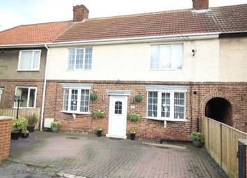 Thumbnail 3 bedroom town house for sale in Williams Street, Langold, Worksop