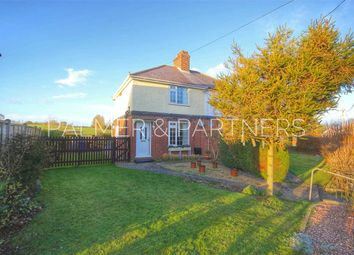 Thumbnail 3 bed semi-detached house for sale in Dalhams, Poole Street, Cavendish