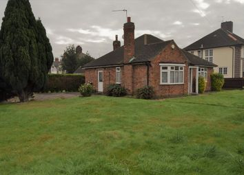 Thumbnail 3 bedroom detached bungalow for sale in Dumbleton Avenue, Rowley Fields, Leicester