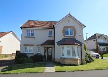 Thumbnail 4 bed detached house for sale in Aberfeldy Avenue, Glasgow