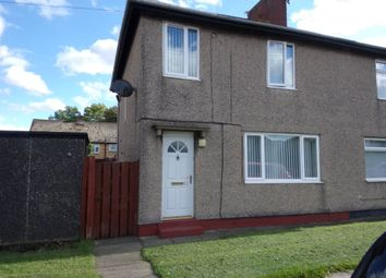 Thumbnail 3 bed terraced house for sale in Station Road, Seghill, Cramlington