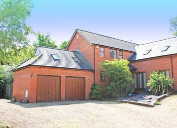 5 bed detached house for sale in Exeter Road, Newton Poppleford, Sidmouth EX10
