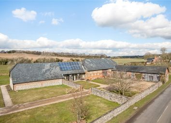 Thumbnail 4 bed barn conversion for sale in Chilton Candover, Alresford, Hampshire