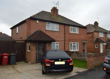 Thumbnail 2 bed semi-detached house to rent in Kent Avenue, Slough, Berkshire.