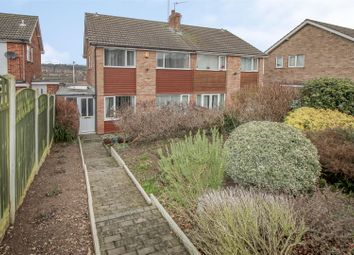 Thumbnail 3 bed semi-detached house for sale in Midhurst Close, Beeston, Nottingham