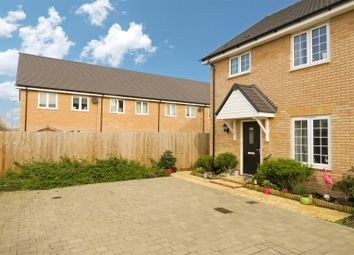 Thumbnail 3 bed semi-detached house for sale in Rosecomb, Royston