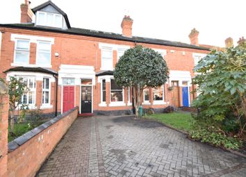 Thumbnail 3 bed terraced house for sale in Shrubbery Avenue, Worcester, Worcestershire