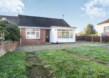 Thumbnail 2 bed semi-detached bungalow for sale in Everson Close, New Costessey, Norwich