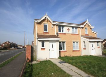 Thumbnail 3 bed semi-detached house to rent in Forest Moor Road, Darlington